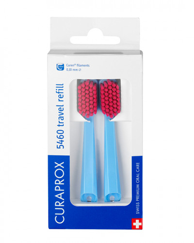 CS 5460 travel refill blue, duo-pack